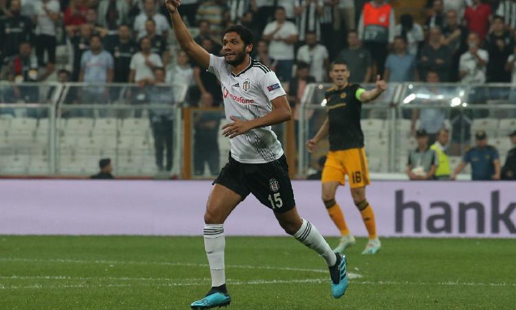 Elneny si offre di nuovo al Milan