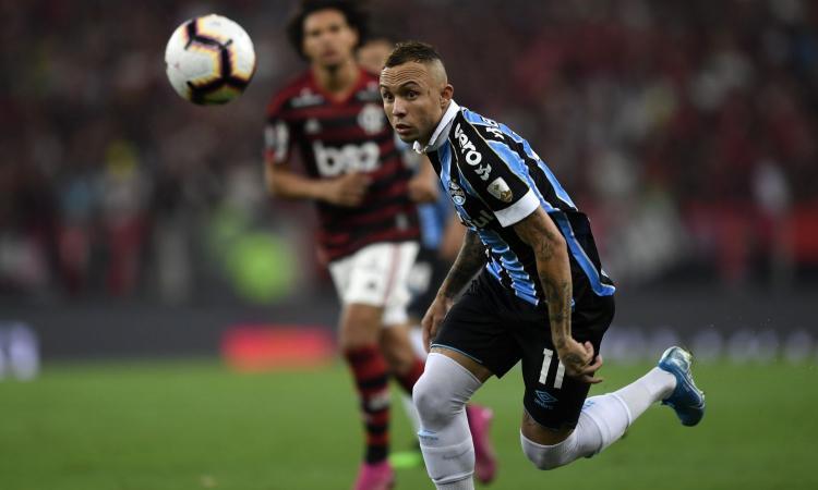 Milan, ecco il prezzo di Everton