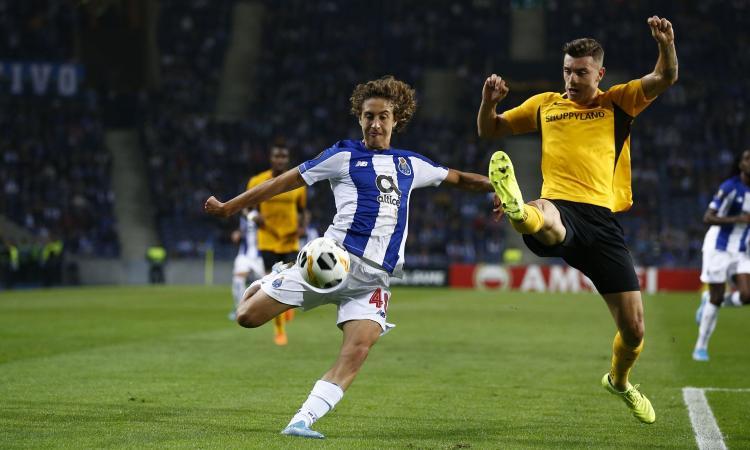 A Porto brilla la stella del figliol prodigo Fabio Silva: la Juve sulle tracce del nuovo Falcao