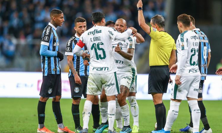 Minacciare coi fiori: lo strano avvertimento al ds del Palmeiras