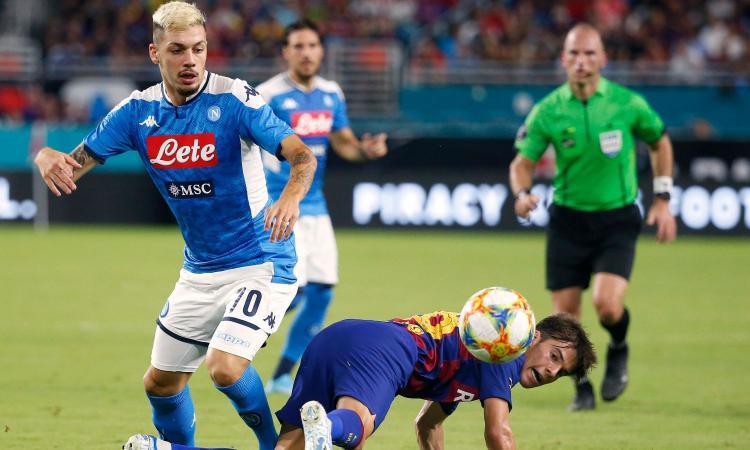 Napoli: Gaetano piace in B