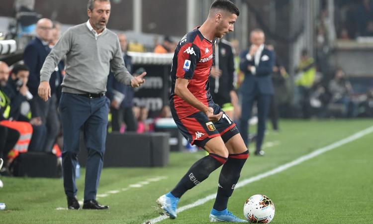 Genoa: Verona su Biraschi, Ghiglione sogna il Milan e Schone...