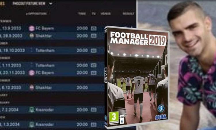 Incredibile in Serbia: assunto come data analist grazie a Football Manager!