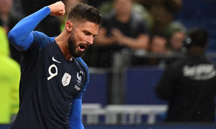 Giroud è un'occasione per l'Inter