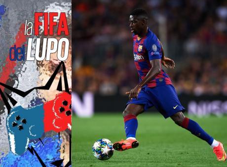 FIFA del Lupo: da Dembele a Zaha, undici giocatori per svoltare su FUT. Due consigli per la Serie A