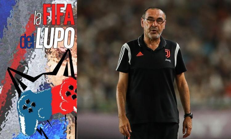 FIFA del Lupo: difesa 'provinciale' e attacco alla Sarri, le migliori tattiche su FUT!