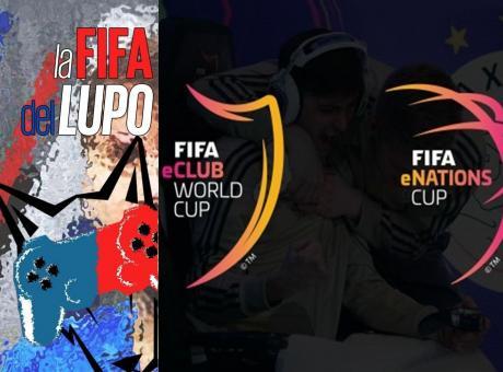 FIFA del Lupo: annunciati Mondiale per Club ed eNations League, i dettagli
