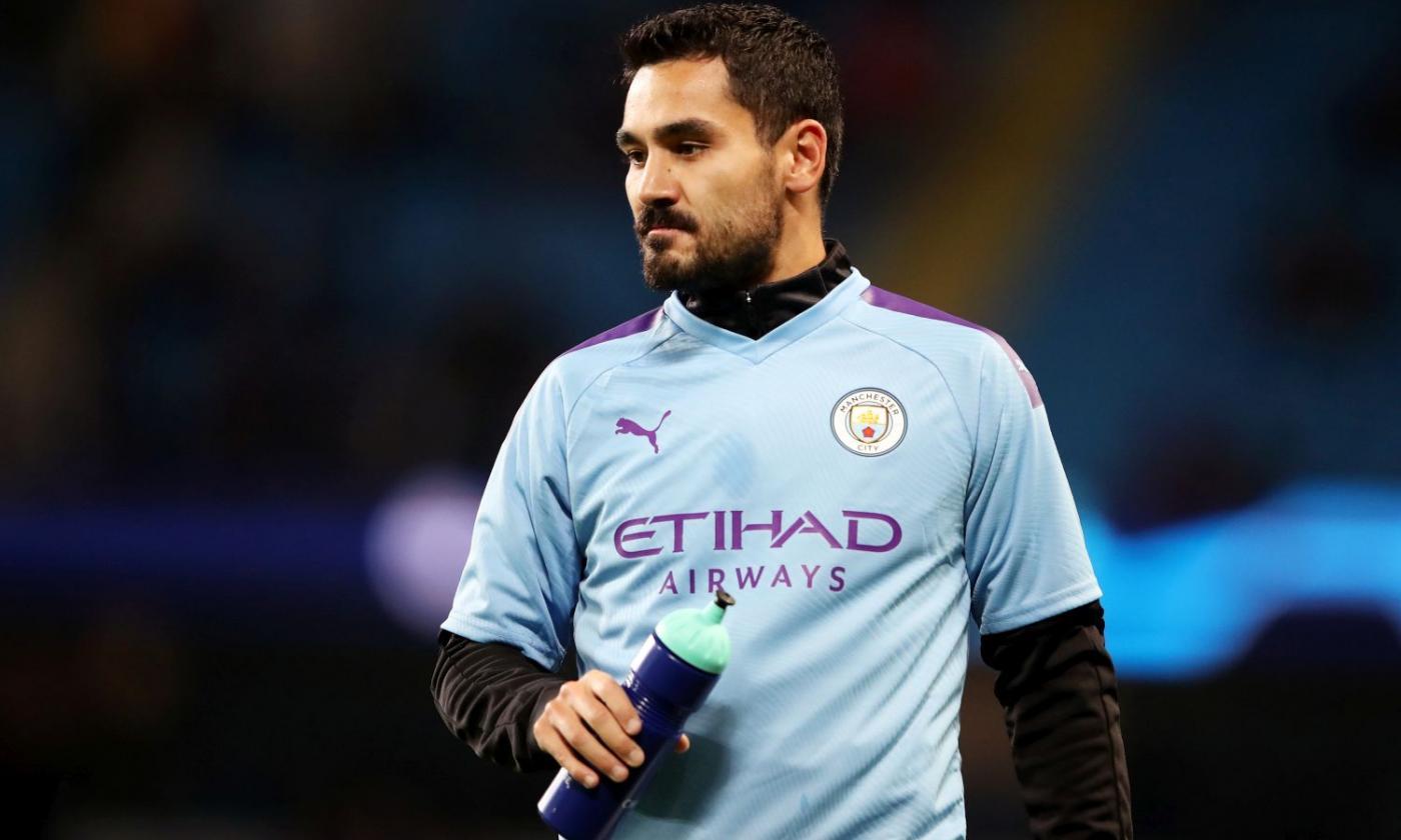 Il calciatore più sottovalutato al mondo? Gundogan non ha dubbi ...