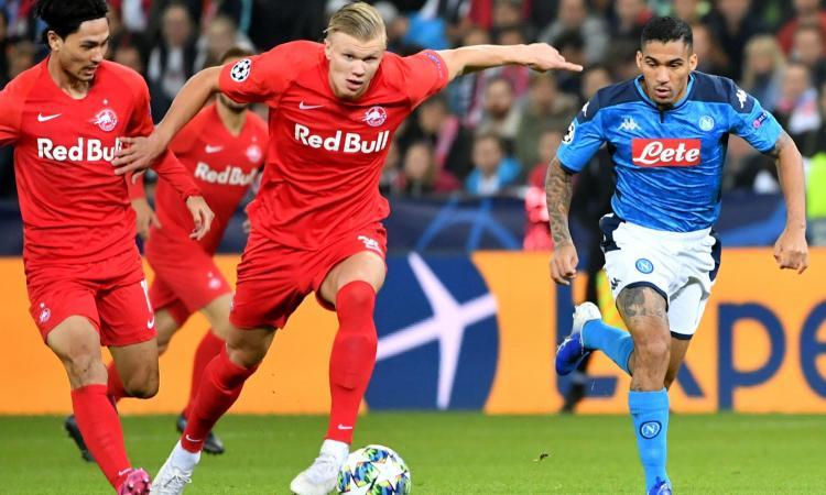 Champions, Inter e Napoli: rigori e gol annullati, rivivi la MOVIOLA