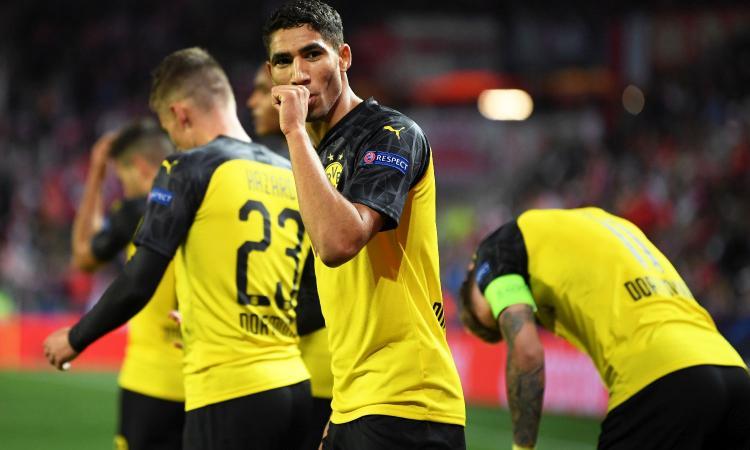 L'Inter prende Hakimi, la Juve è immobile: ma il grande problema di Sarri sono i terzini