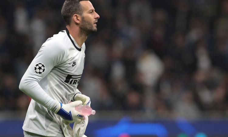 Inter, Handanovic: 'Bello essere primi, crediamo in noi stessi'