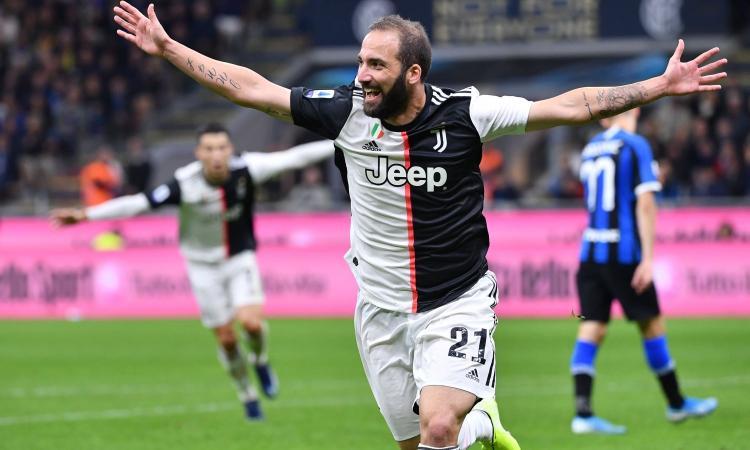 Gran calcio e risultato, la Juve ora ha il marchio di Sarri. L'Inter di Conte non dura un tempo, altro passo indietro