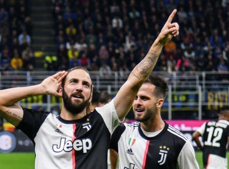 Inter-Juve, VIDEO: l'azione da 24 passaggi che ha portato al gol di Higuain