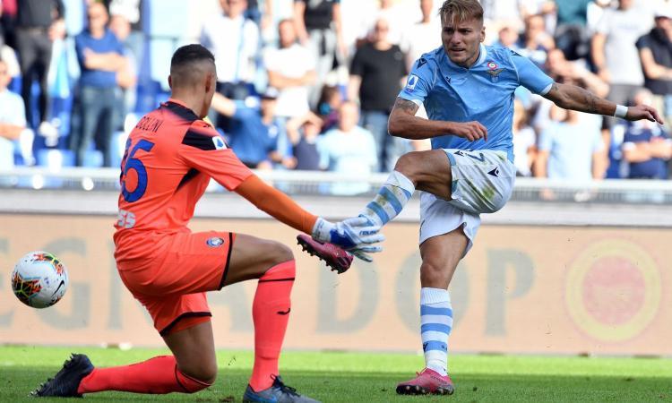 L'Atalanta domina un tempo e si butta via: rimonta Lazio, da 0-3 a 3-3!