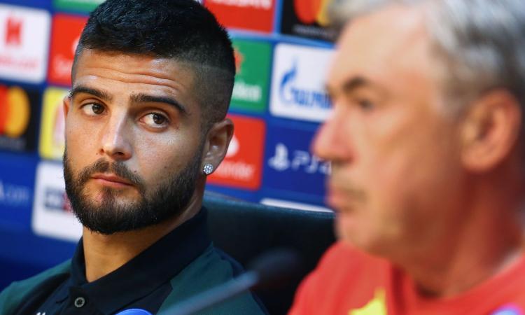 Insigne: 'Mi farei ammazzare per il Napoli! Io e Ancelotti litighiamo, l'eredità di Sarri...'