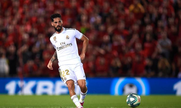 Real Madrid, altri due club su Isco