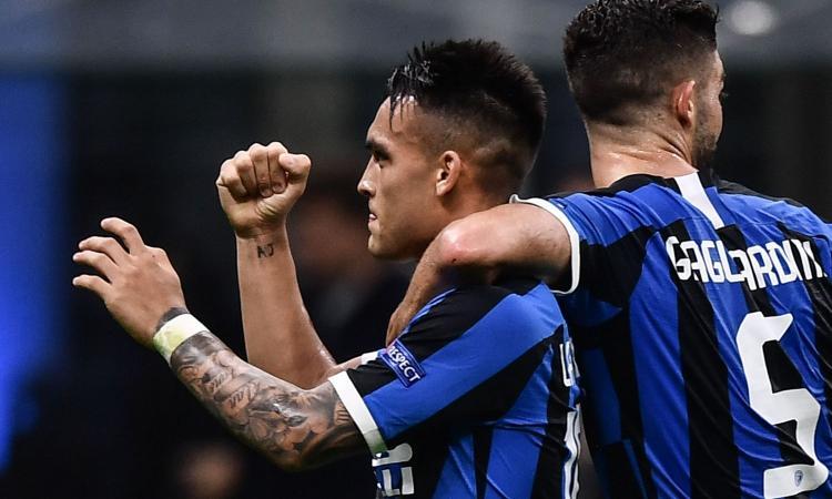 Una brutta Inter batte il Dortmund col minimo sforzo: meno male che c'è Lautaro
