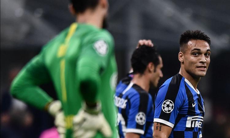 Inter, 2-0 al Dortmund con Lautaro e Candreva: prima vittoria in Champions