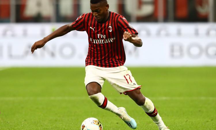 Milan, l'idea diversa di Boban su Leao: decisione già presa per gennaio