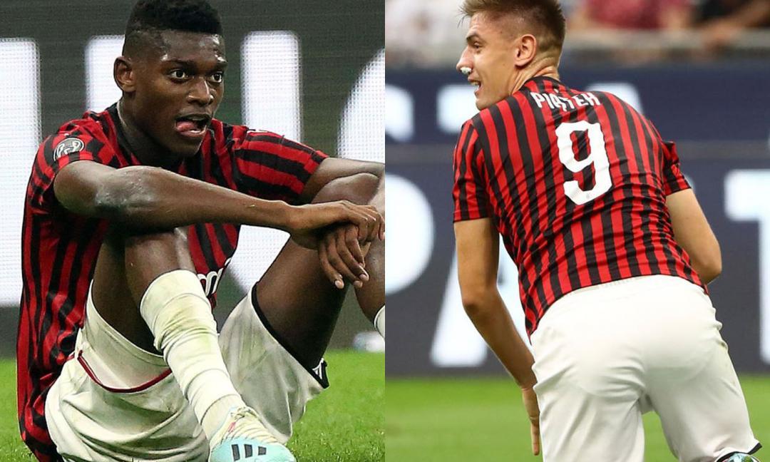 Il Milan non ha conigli nel cilindro, ma la Juventus sì...
