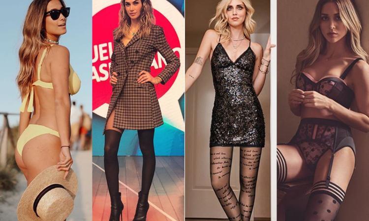 Melissa, lady-Gotze, la Ferragni e l'ex di Morata: che bellezze a Verona! FOTO