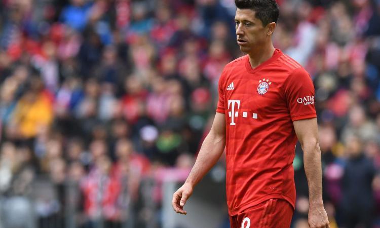 Bayern Monaco, Lewandowski vuole andarsene: l'idea per il futuro