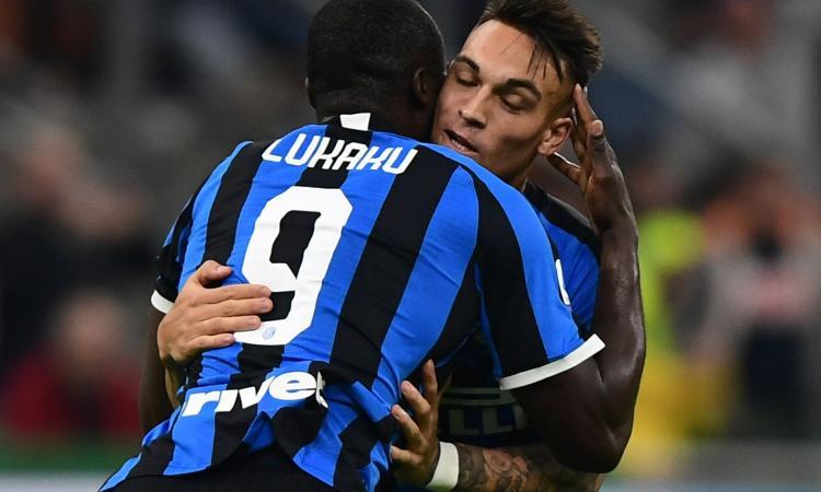 L'Inter non è solo Lukaku-Lautaro: l'indizio arriva dal derby