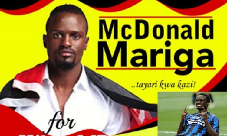 Che fine ha fatto? Mariga come Weah: dal triplete con l'Inter di Mou alle elezioni (con polemiche) in Kenya