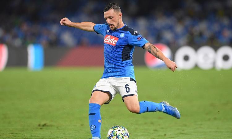 Napoli, offerta del Galatasaray per Mario Rui