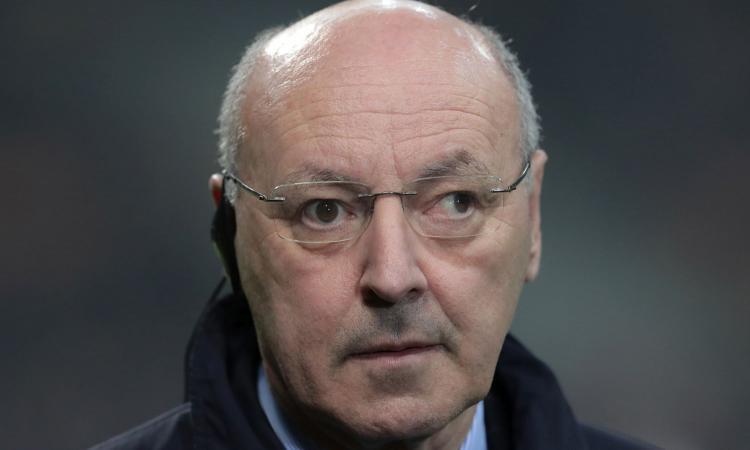 Inter, Marotta: 'Champions grande amarezza. Mercato? Difficile trovare innesti di qualità, non è come in estate'