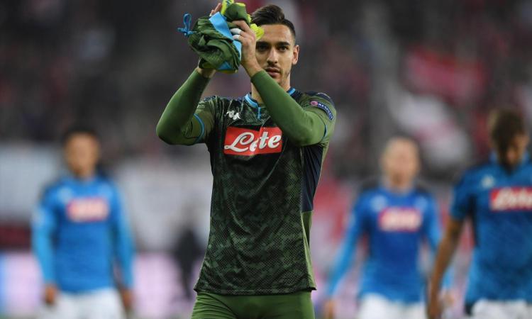 Napoli, Meret: 'Gattuso saprà trarre il massimo da noi'