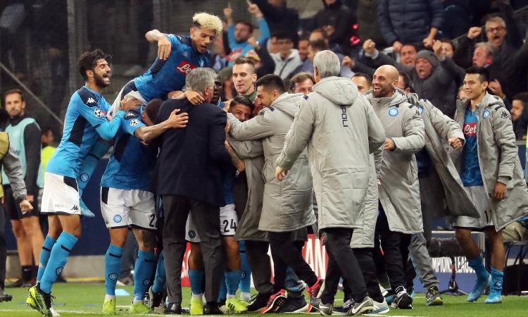 Napoli da urlo: Insigne ritrovato, Ancelotti non è più un nemico! E Mertens fa meglio di Maradona