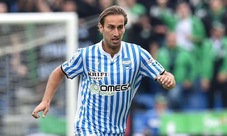 Sassuolo-Spal 0-2: il tabellino