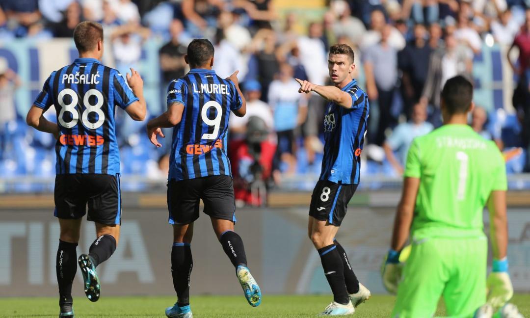 Lazio-Atalanta: che spettacolo!