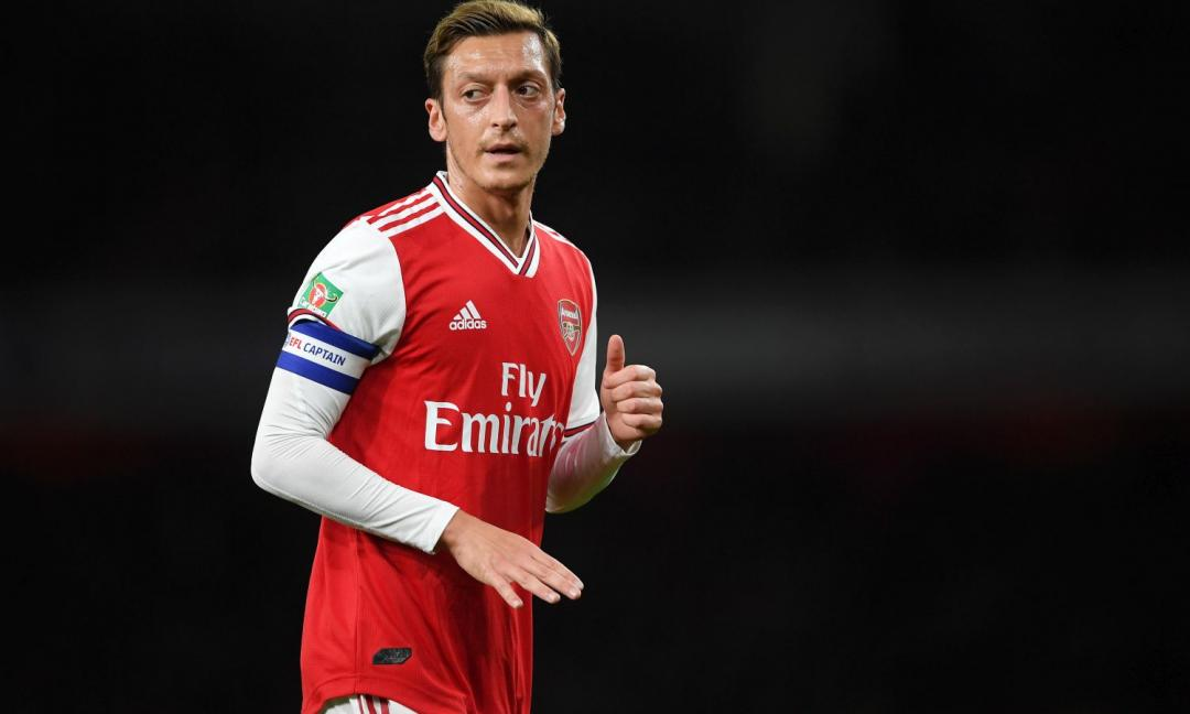 Mesut Ozil: a kind of magic