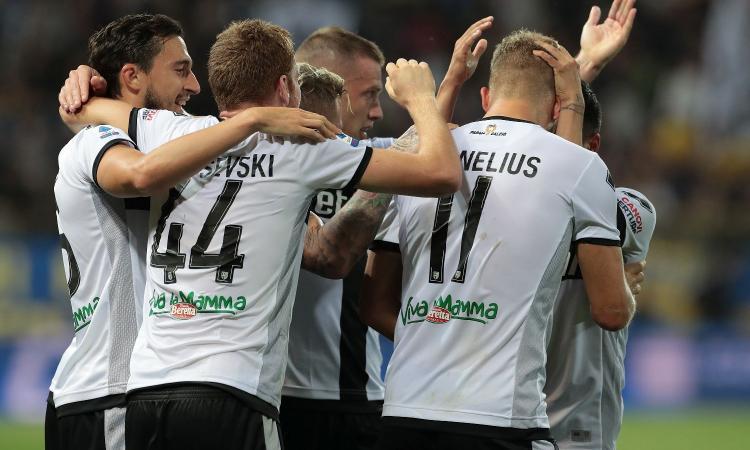 Questo Parma può spaventare anche l'Inter: per la 'manita' pagherà Andreazzoli ma il Genoa è con lui