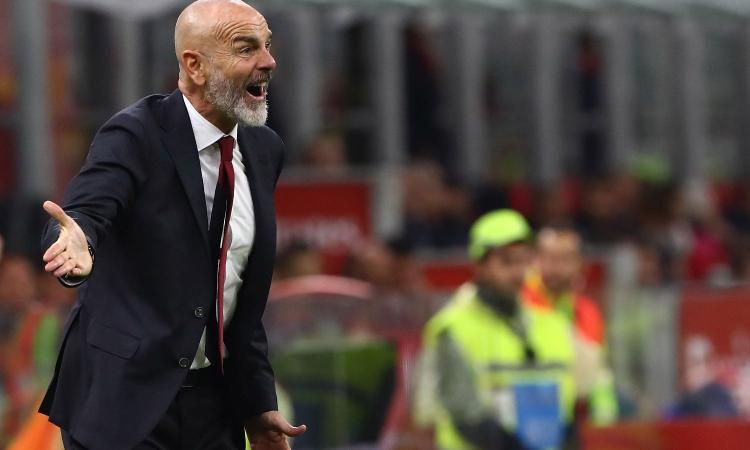 Milan, la formazione che ha in mente Pioli per la sfida con la Roma