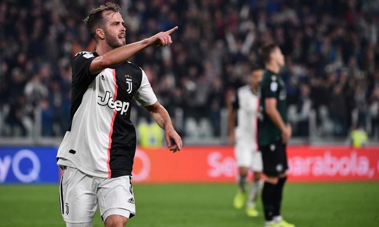 Juve-Bologna, le pagelle di CM: Pjanic il migliore, De Ligt sbaglia ancora