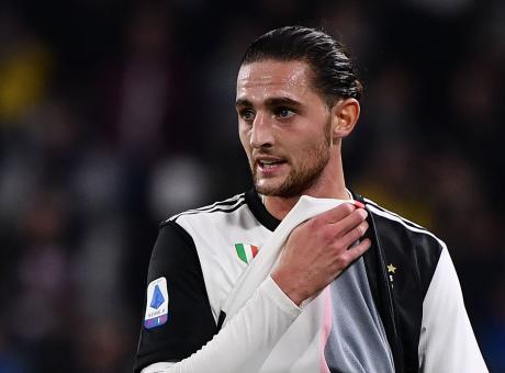 Rabiot è un caso: c'è il Tottenham, la Juve non chiude a un addio a gennaio