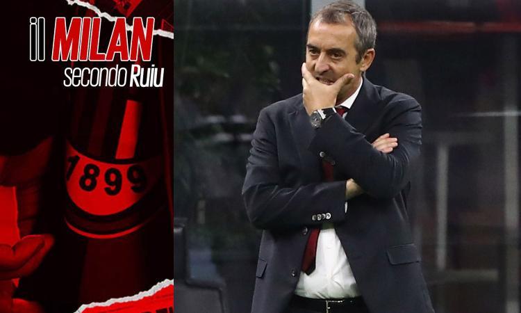 Giampaolo salvo, ma il Milan non svolta: sembrava una sfida salvezza col Genoa