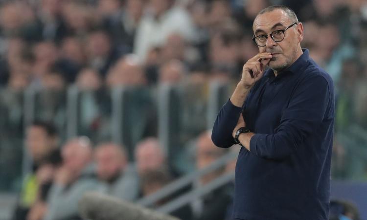 Juve: il vero rinforzo che vorrebbe Sarri sul mercato di gennaio e l'idea del club