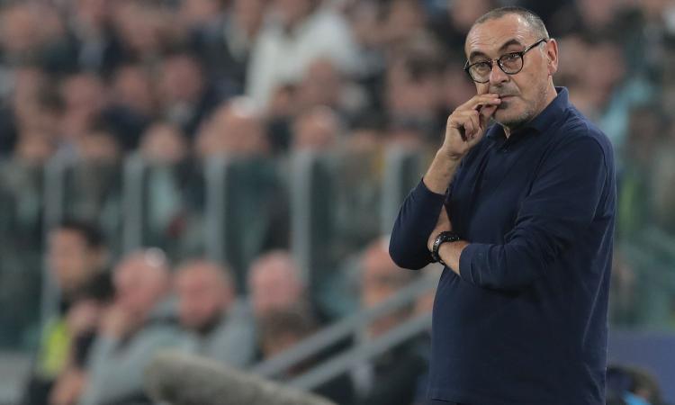 Juve, Sarri: 'Lo scudetto è un obbligo'. Agnelli: 'Vinceremo insieme'