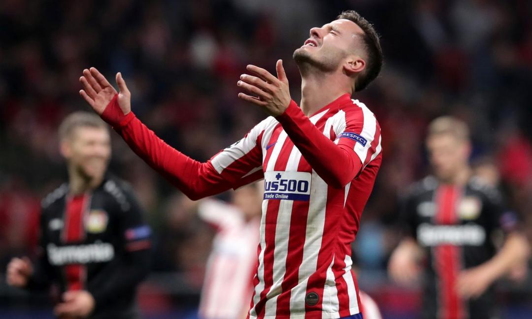 Boom: De Paul all'Atletico apre Saùl alla Juve