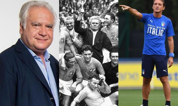 Un cappuccino con Sconcerti: Mancini è fortunato, ma non potrà dare al calcio quanto il giornalista Pozzo