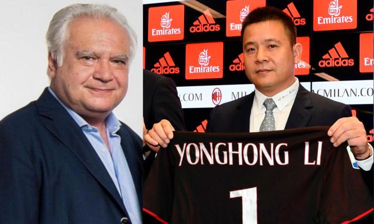 Un cappuccino con Sconcerti: Milan, un giorno sapremo la verità sui soldi di Yonghong Li