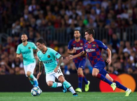 Il Barcellona ha chiesto informazioni all'Inter per Sensi: com'è andata