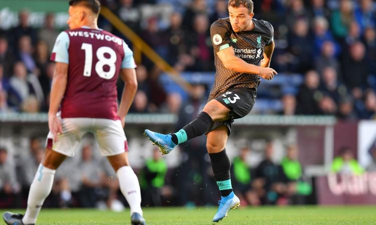 Tottenham, un ex giocatore suggerisce il futuro di Shaqiri