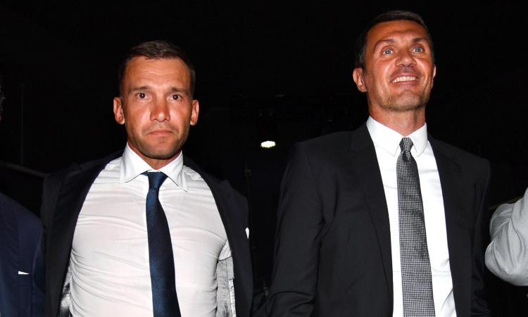 Milan, così è andato l'incontro con Shevchenko: le sue idee e Boban...