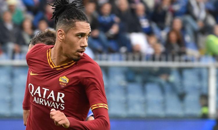 Roma: Smalling e Kumbulla ancora a parte, sono out contro il Braga
