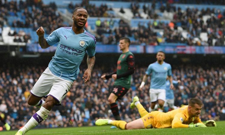 Premier League: tris City, che torna 2°. Everton ko, Kean non entra nemmeno. Poker del Chelsea al Burnley